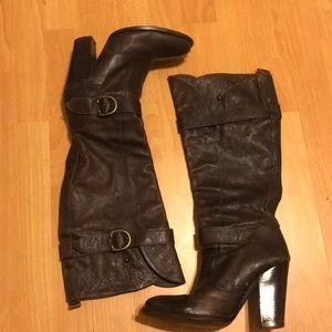Shoes - Brown Aldo Boots